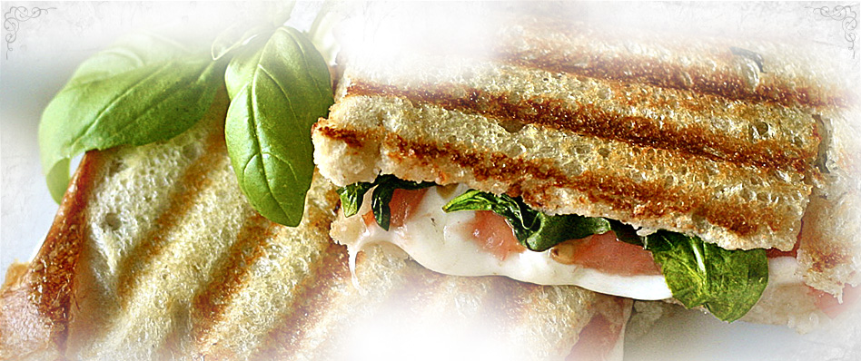 Grilled Panini & Fresh Food at Fratelli Cafe & Panini Bar